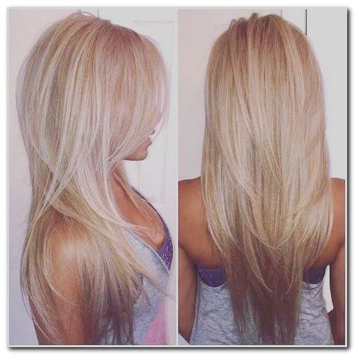 40+ Blonde Layering Haircut Inspiration