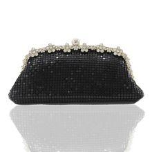 Heißer Verkauf Abendtasche Hochzeit Frauen Diamant Aluminium Weiblich Shine Bankett Party Lady Perlen Prom Handtasche SMYCYX-A0014 //Price: $US $22.11 & FREE Shipping //     #dazzup