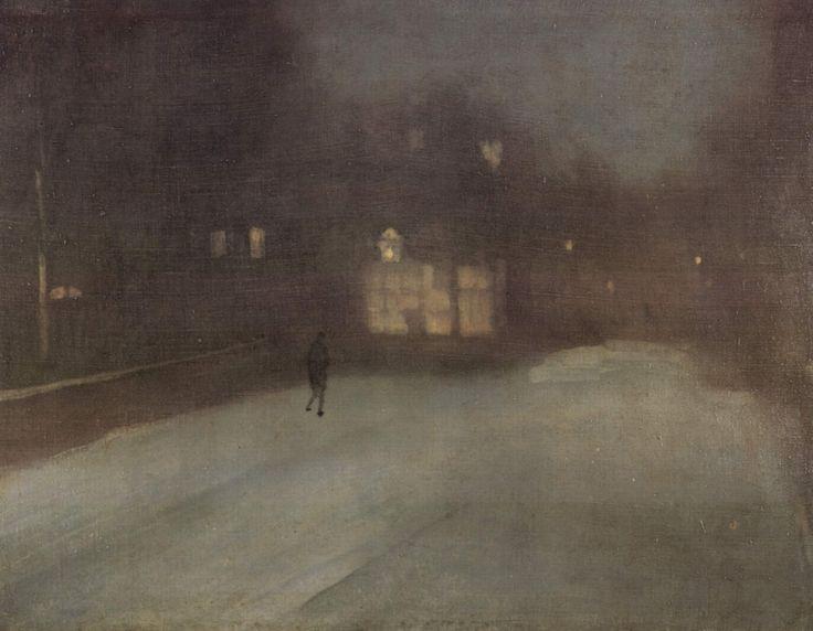 James Abbott McNeill Whistler — Wikipédia