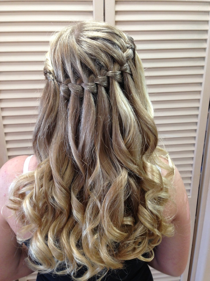 Eighth Grade Prom Hair Styles Graduation Hairstyles