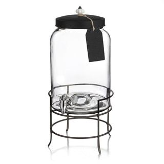 Shop for Franklin 3-gallon Beverage Dispenser with Tag. Free Shipping on orders over $45 at Overstock.com - Your Online Kitchen