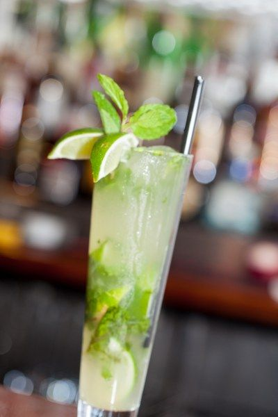 One of my favourite things to do - drink Mojitos at Salsa Port Douglas!!