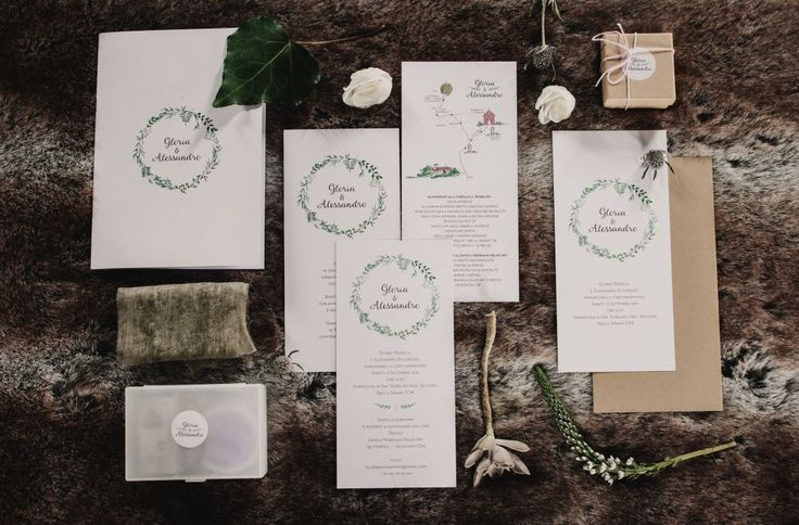 Coquette Atelier Wedding & Event Stationary