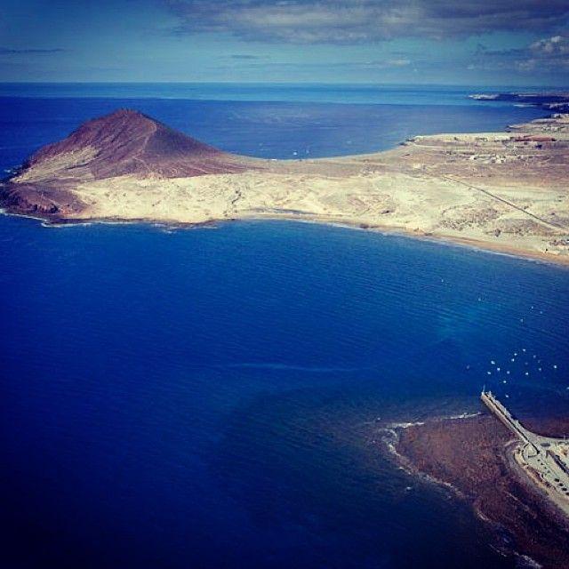 #Tenerife Playa del Médano turismodetenerife's photo