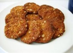 Anzac biscuits recipe  (Anzac biscuits in Adelaide)
