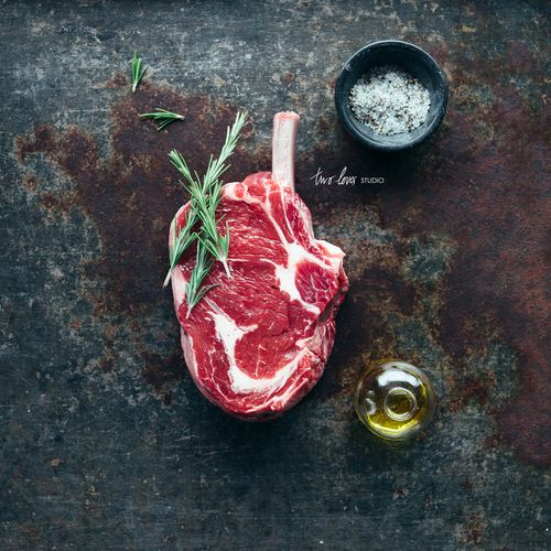 Shooting Raw Meat with Cannings Free Range Butcher — Two Loves Studio | Food Photography