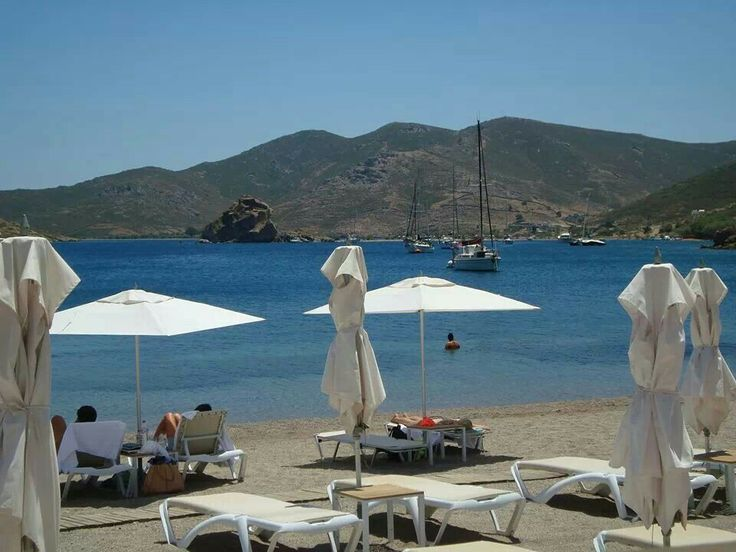 Patmos Grikos Bay