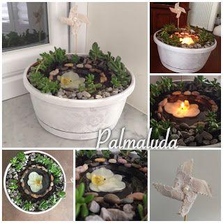 Palmaluda in wonderland: Ciotola quattro elementi