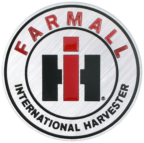 Farmall Wall Decals : Best tractor logo images on pinterest tractors old