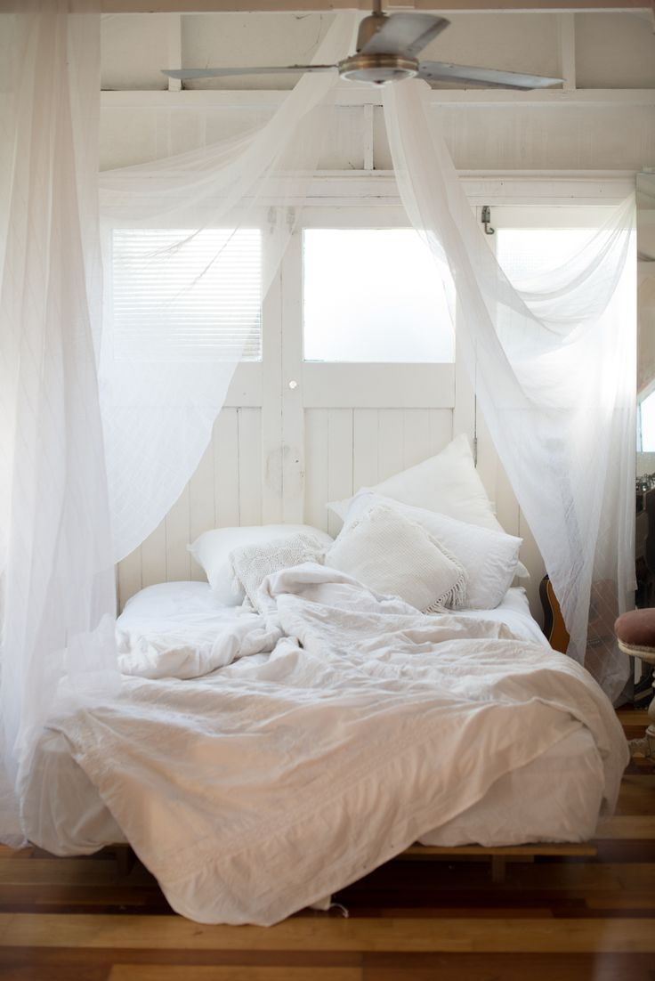 Chamomile and Peppermint Blog - A Cloudy Day...Bedroom Inspiration