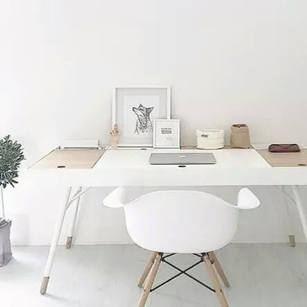 1000 Images About Office On Pinterest White Office