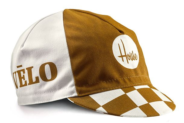 Probably the only casquette I'd wear. It's House. Come on.