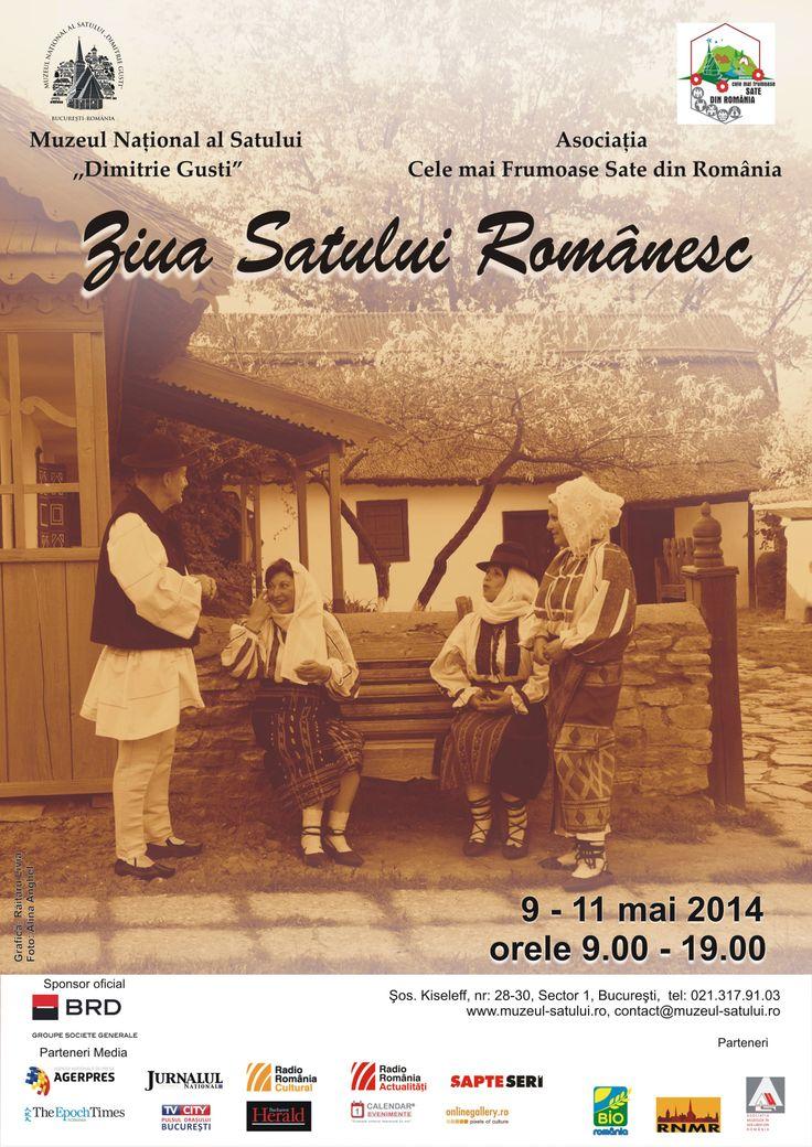 Ziua satului romanesc, 9-11 mai 2014