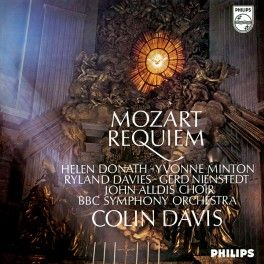 Mozart+Requiem+Sir+Colin+Davis+BBC+LP+Vinil+180+Gramas+Audiófilo+Philips+Speakers+Corner+Pallas+EU+-+Vinyl+Gourmet