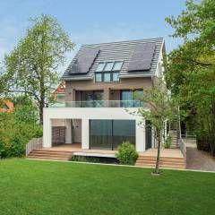 Haus am See: moderne Häuser von Bau-Fritz GmbH & Co. KG