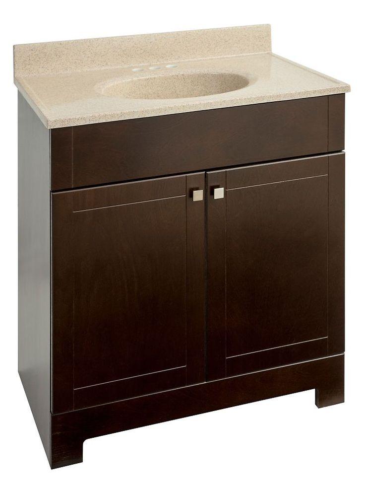 Oltre 1000 idee su meuble lavabo su pinterest bain depot for Home depot meuble salle de bain