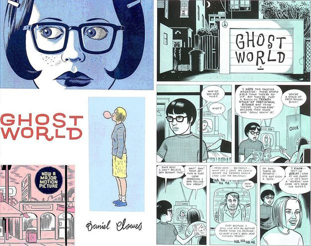 Ghost World Summary & Study Guide
