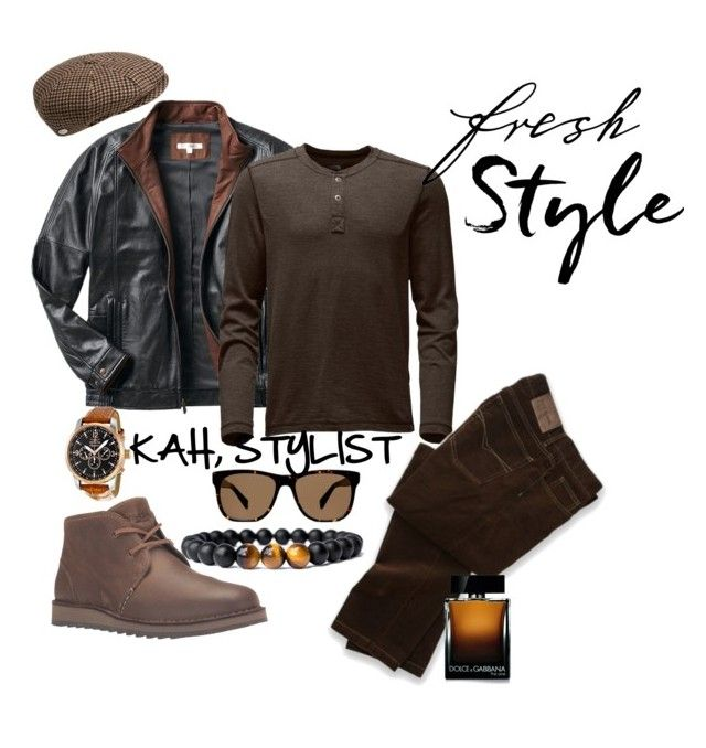 Gents Style Files by Kimberly Ann Hawesfeaturing The North Face, TravelSmith, Sperry, Dolce&Gabbana, men's fashion, menswear and menswearessential