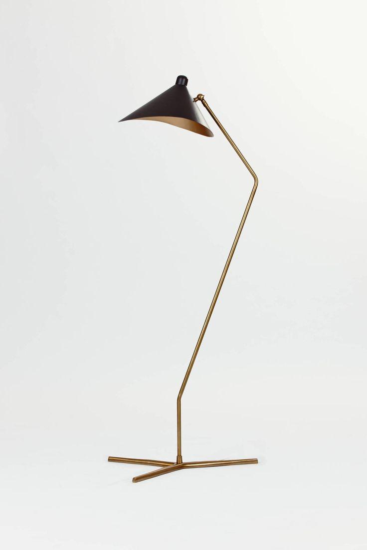 Flair Dino Floor Lamp - Black: Remodelista, beautiful but $1200