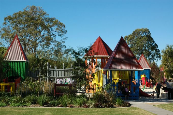 Hidden World Fitzbibbon | Brisbane Kids Parks | Must do Brisbane