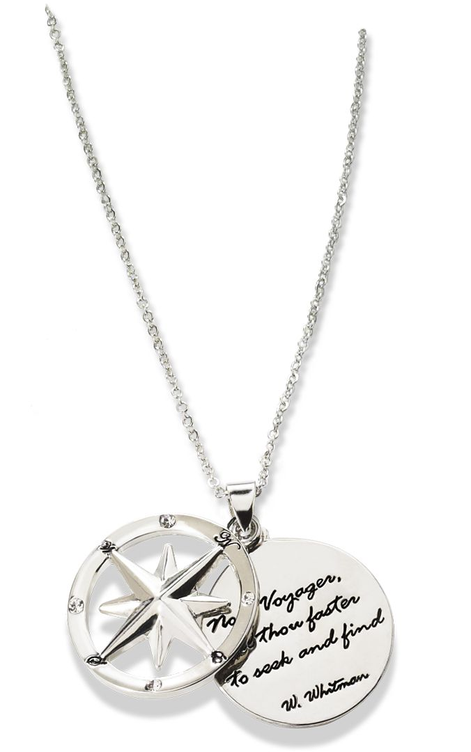 Compass Necklace @ Jostens.com Your Grad's future will be