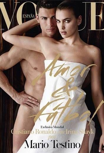 """A capa da """"Vogue"""" Espanha Foto: Divulgação"""