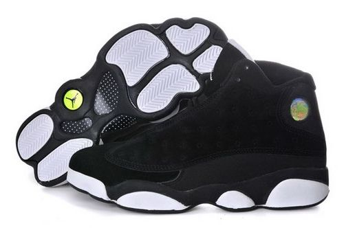2014 Nike Air Jordan Xiii 13 Retro Mens Shoes New Black Denmark