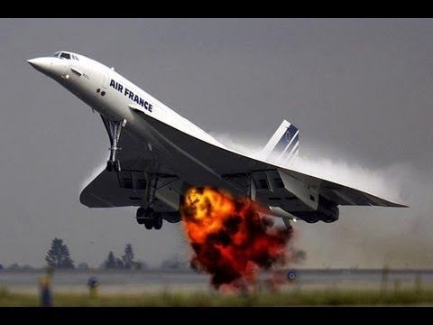 Concorde Crash   From Start To Finish   Air France Flight 4590 The End of the SST Dream