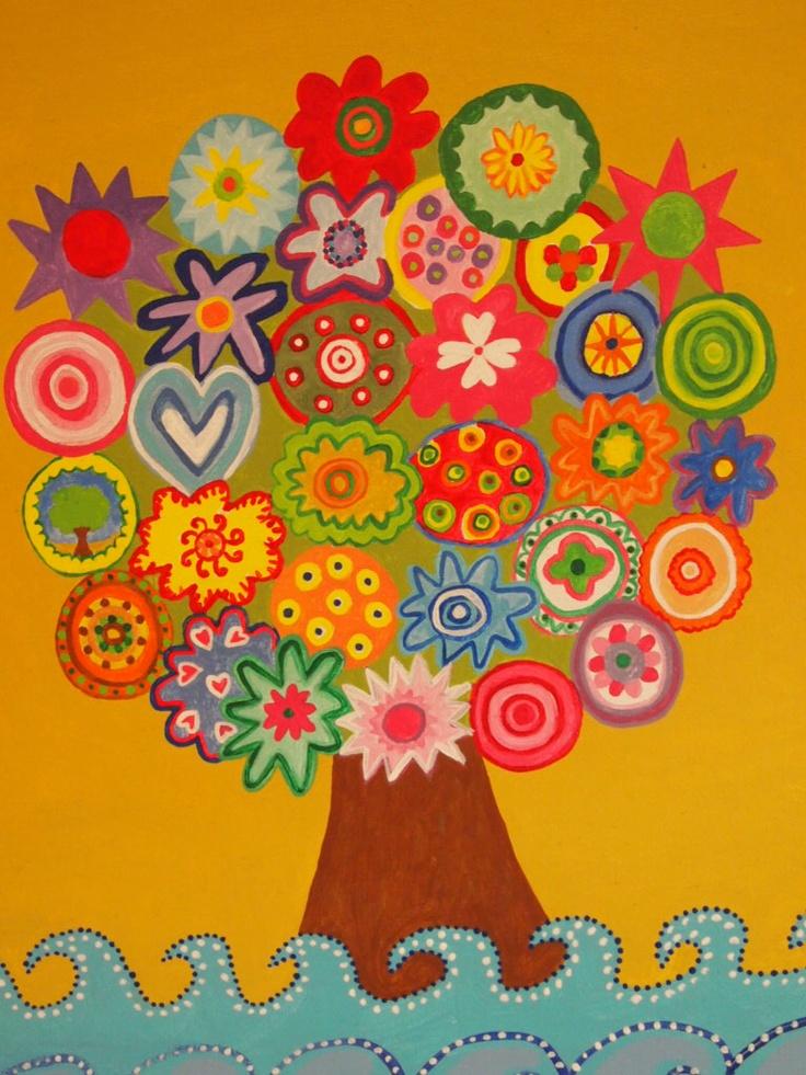 Mejores 176 im genes de colegio primavera en pinterest for Decoracion primavera manualidades