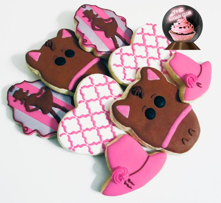 Cowgirl Cookies, Horse Cookies, cowgirl party, cowgirl bachelorette, rodeo birthday, gift for horse lover, cowgirl birthday, cow girl party favor, cowgirl party ideas, cowgirl party favor, rodeo party favors, cowgirl 1st birthday, western cookies. www.thesugarclub.etsy.com