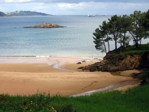Perbes, (A Coruña). Galicia. Spain.