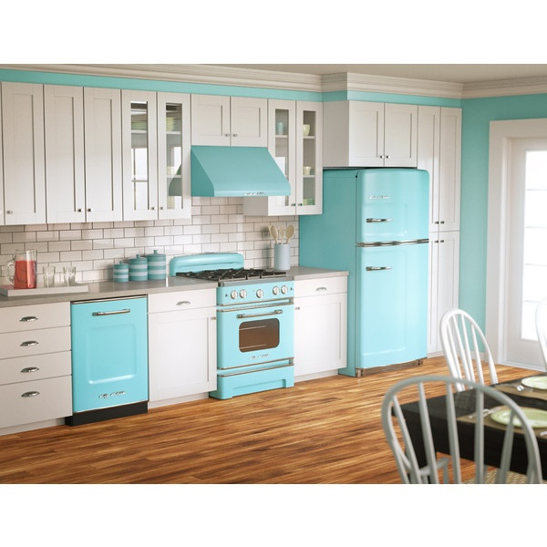 Plain White Kitchen Aqua Accents Color Series Teal Deocor Bath