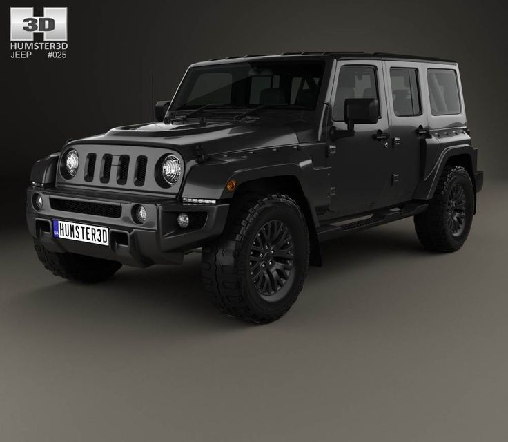 17 best images about jeep 3d models on pinterest models jeep wranglers and jeep cj. Black Bedroom Furniture Sets. Home Design Ideas