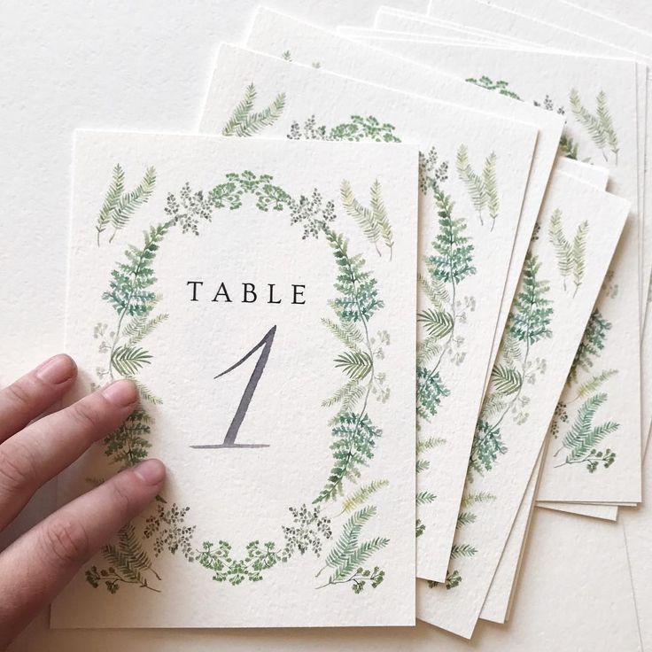 689 отметок «Нравится», 17 комментариев — Emily Asher // Emily Rose Ink (@emilyroseink) в Instagram: «Loved how these table numbers turned out for Jasmine + Tianshu's wedding this weekend with…»