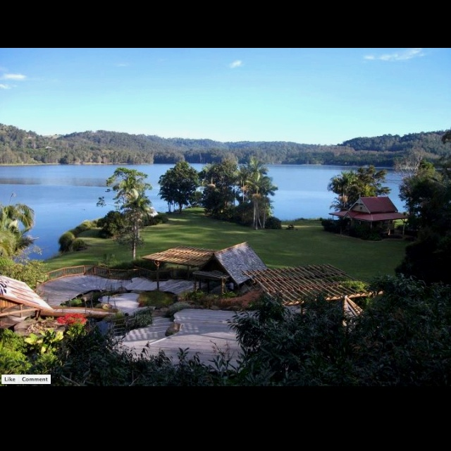 Secrets on the Lake, Montville QLD, can't wait to stay there!!! www.secretsonthelake.com.au