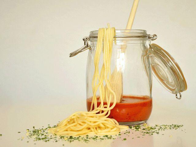 Así se prepara la salsa de tomate casera