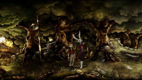 The Night of The Rabbit     Piattaforme: PC                                Genere: Avventura grafica          Sviluppatore: Daedalic Entertainmen            t                                                       Lingua: Inglese  sub ita                           Giocatori: 1