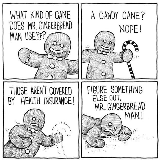 Gingerbread health Insurance
