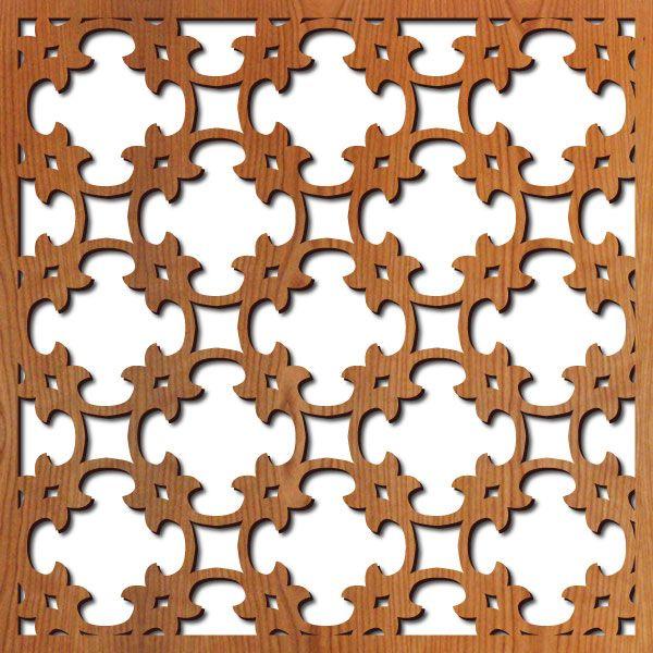 Camphor Pattern: