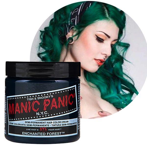 Manic Panic Venus Envy Hair Google Search