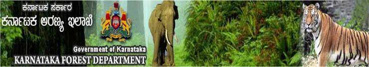 Karnataka Forest Department Recruitment :- http://privatejobshub.blogspot.in/2015/06/karnataka-forest-department-recruitment.html  Karnataka Forest Department has unfolded a vacancy advertisement as Karnataka Forest Department Recruitment 2015.