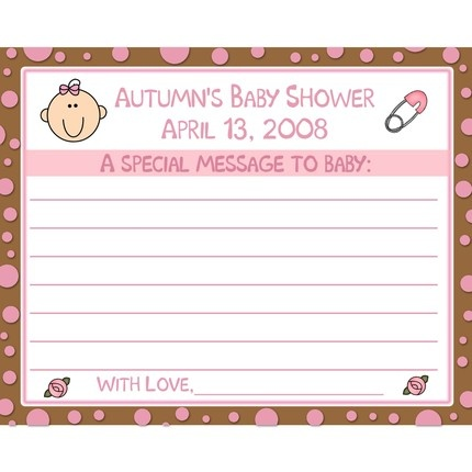 42 best Baby images on Pinterest Baby ideas, Babies stuff and - baby shower message