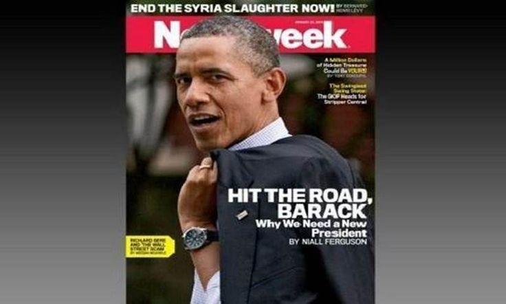 Newsweek matt patterson