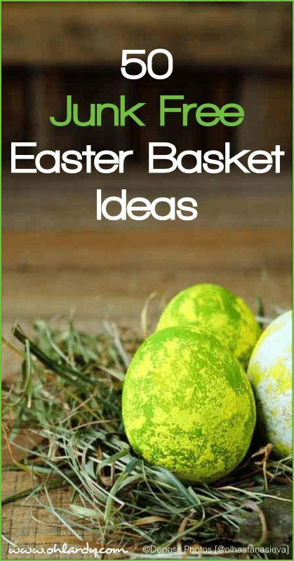 Easter Basket Ideas - Real Food!