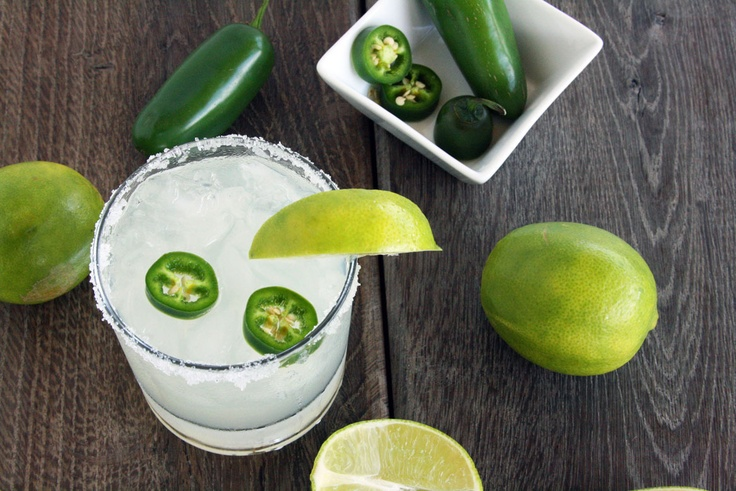 Gojee - Chili Lime Margarita