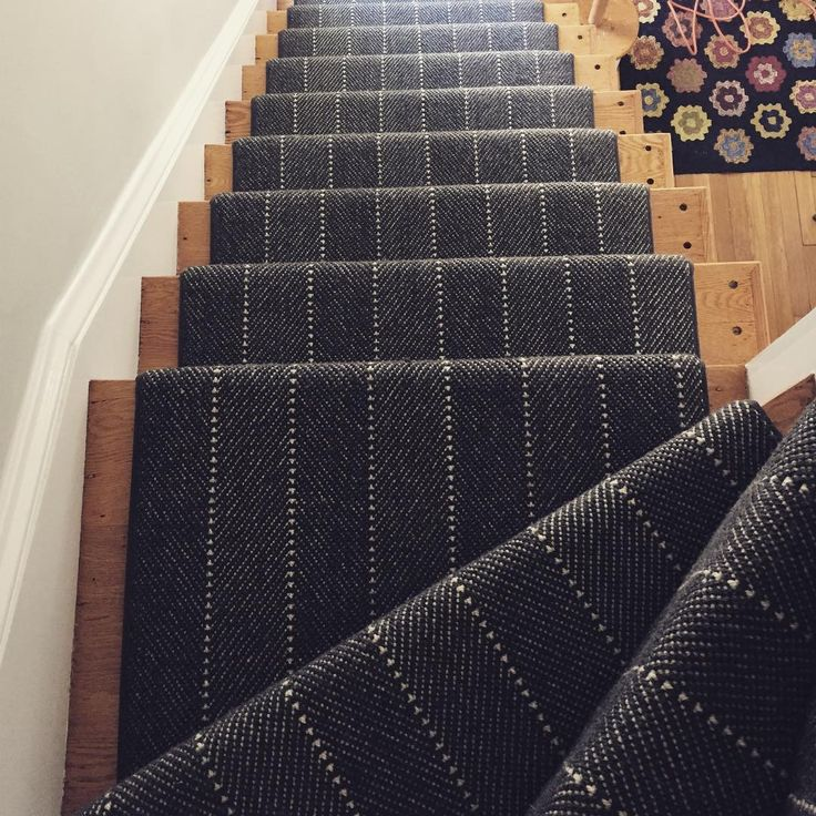 386 Best Images About Stair Runners On Pinterest Carpets