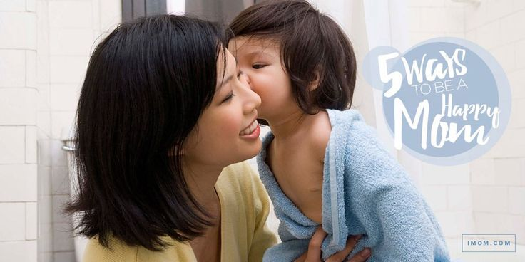 Take the 30 Day Mom Challenge from iMOM! 30 ways, in 30 days, to be the best mom you can be.