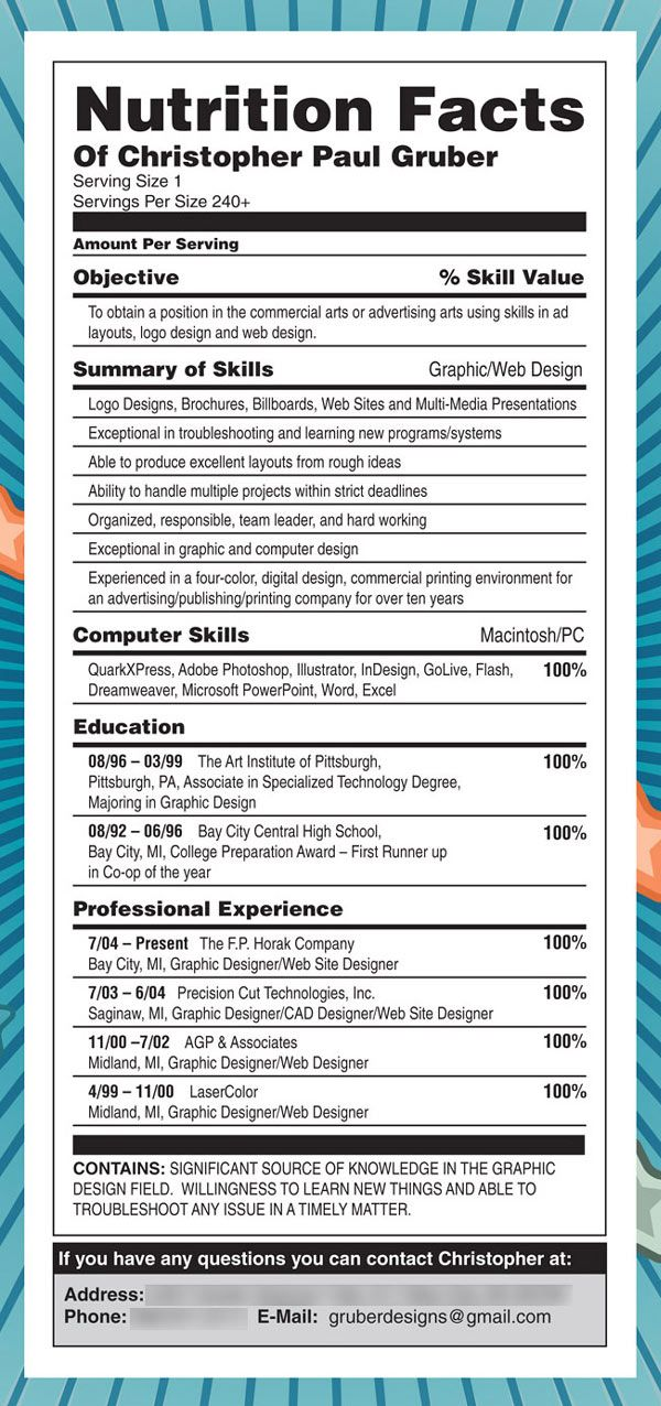 51 Best Cool CV Images On Pinterest Resume Templates, Resume   Resume Style  Best Resume Styles