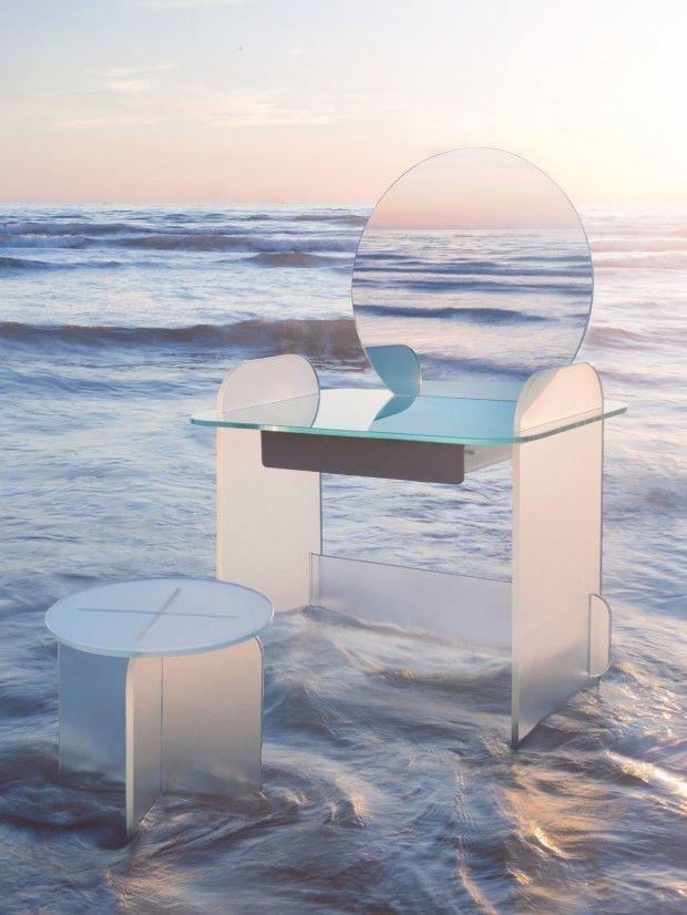 Collection Opalina par la designer italienne Cristina Celestino pour le fabricant Tonelli - Journal du Design