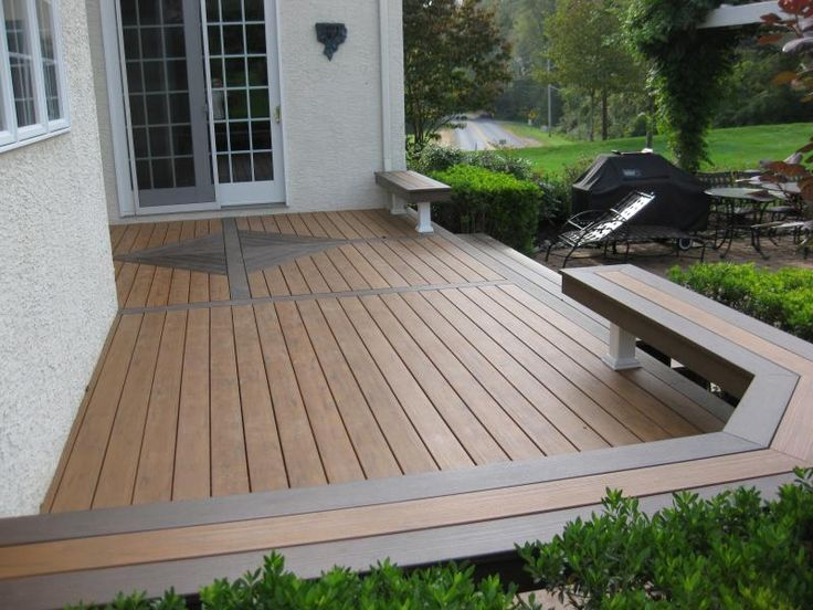 Decks Without Railing Designs Best Deck Railing Systems